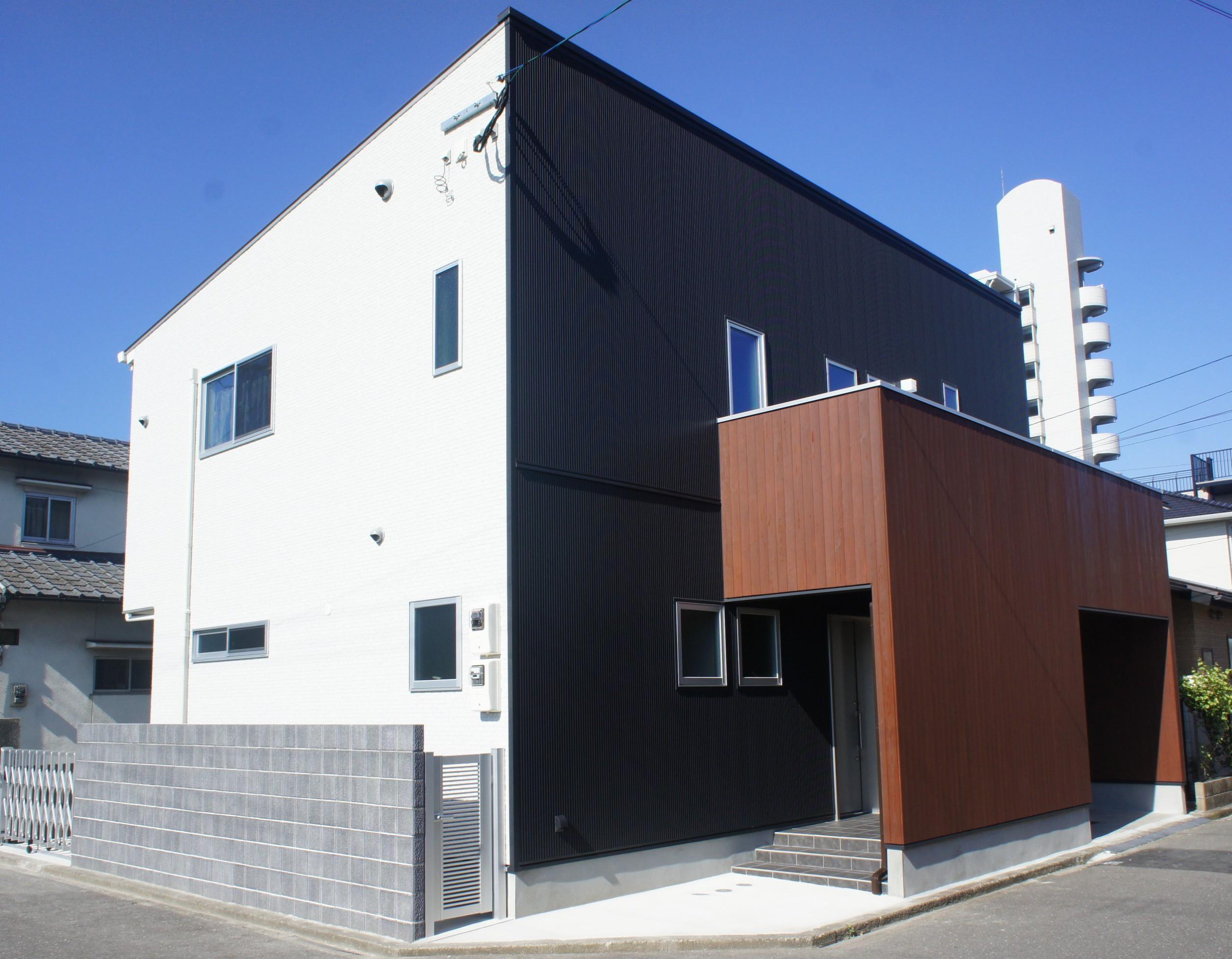 2階建て専用住宅